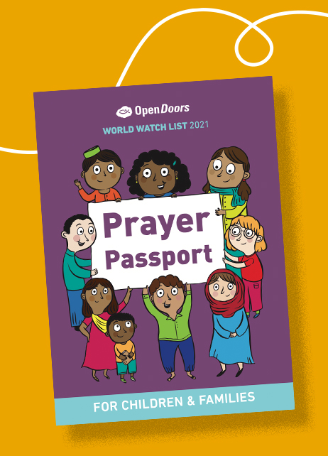 WWL 2021 - Children's Prayer Passport image